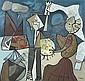 De bruiloft - The wedding,  Lucebert, Click for value