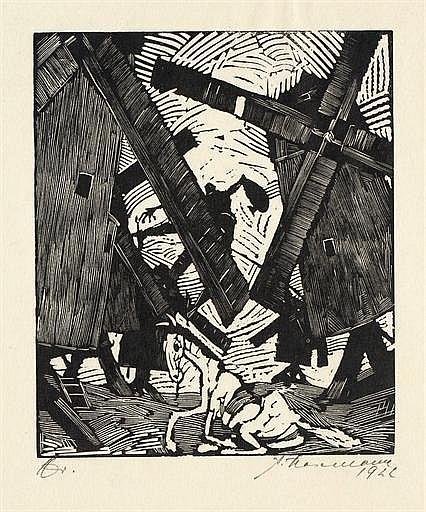 Arminius Hasemann (1888-1979)