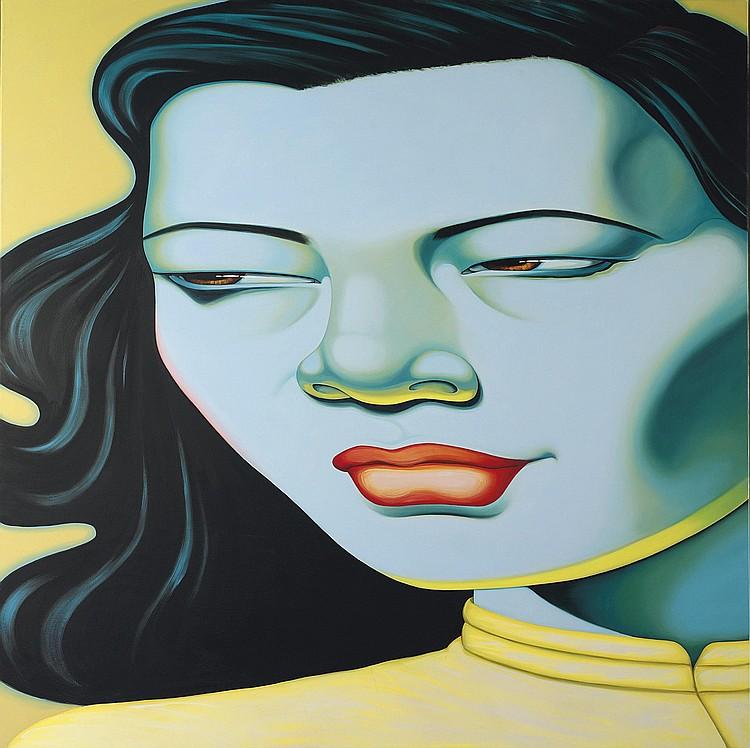 Annette Thea Bezor (b.1950)