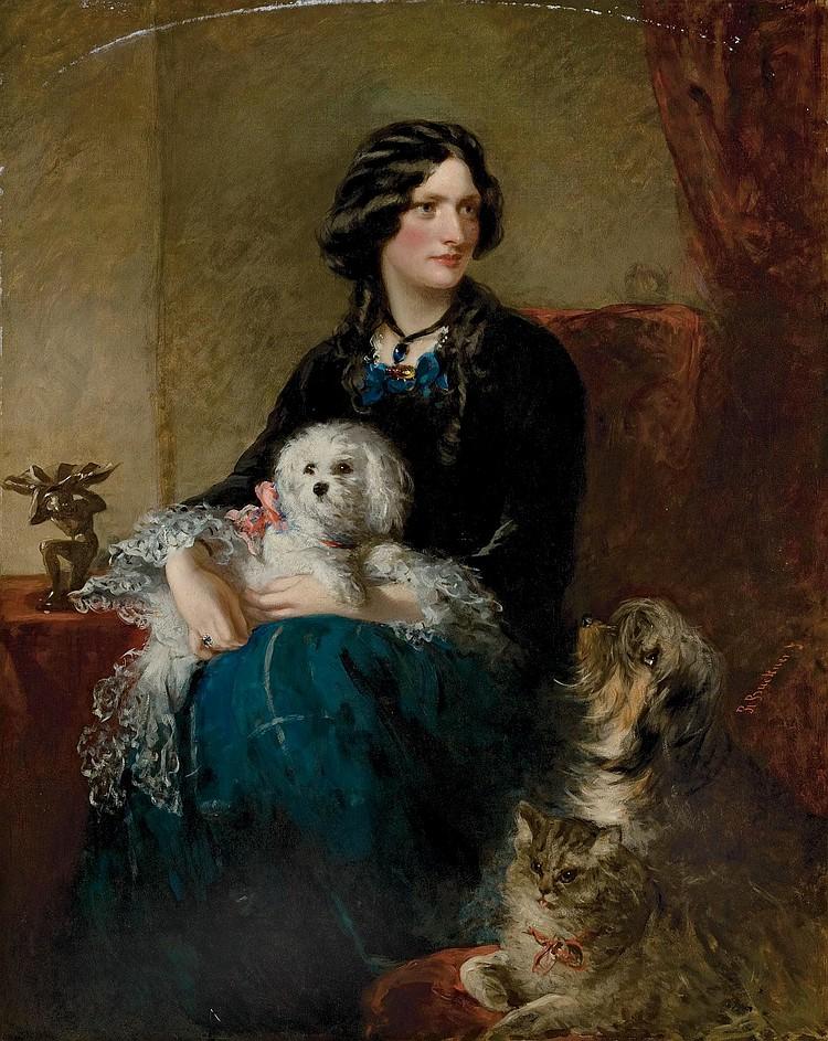 RICHARD BUCKNER (WOOLWICH 1812 - 1883 LONDON)