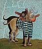 Sean Landers (b. 1962) , Sean Landers, Click for value