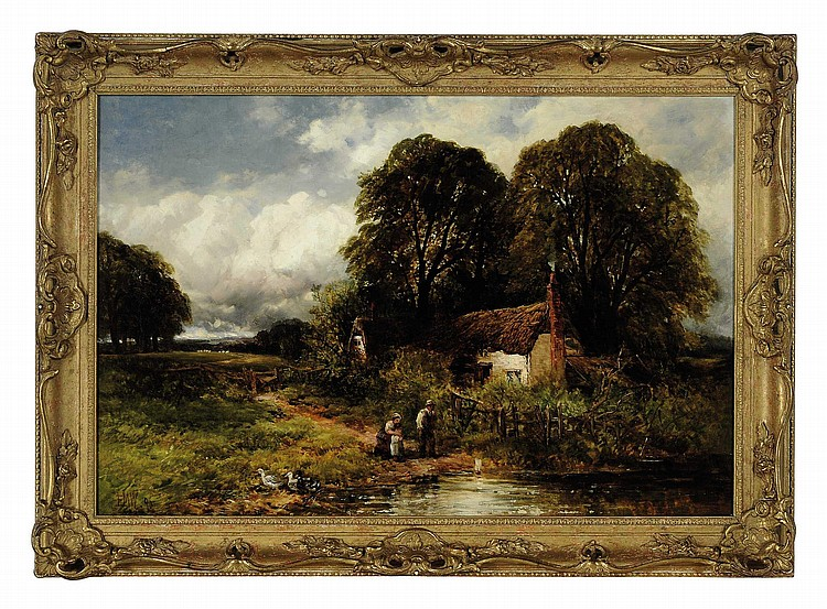 Edmund Morison Wimperis (BRITISH, 1835-1900)