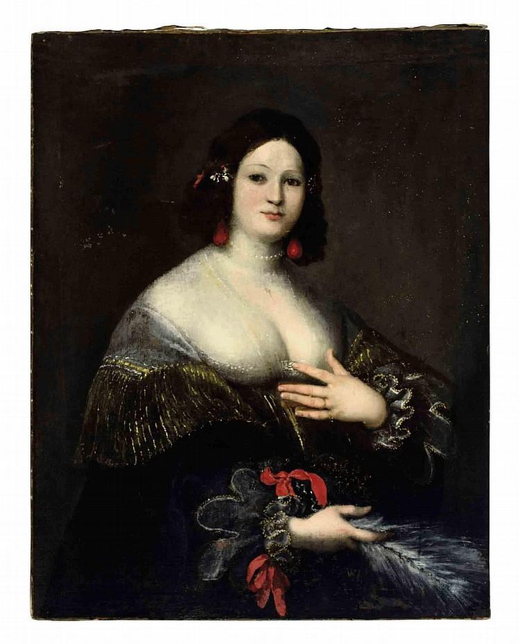 Attributed to Girolamo Forabosco (Italian, 1605-1679)