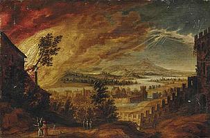 ATTRIBUE A DANIEL VAN HEIL (BRUXELLES 1604-1662)