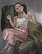Moth, Paula Rego, Click for value