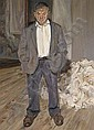 Bruce Bernard, Lucian Freud, Click for value