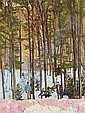 Figures in Trees, Peter Doig, Click for value