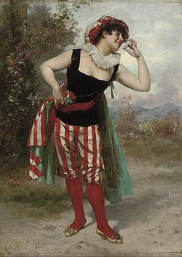 Emile-Antoine Bayard (French, 1837-1891)