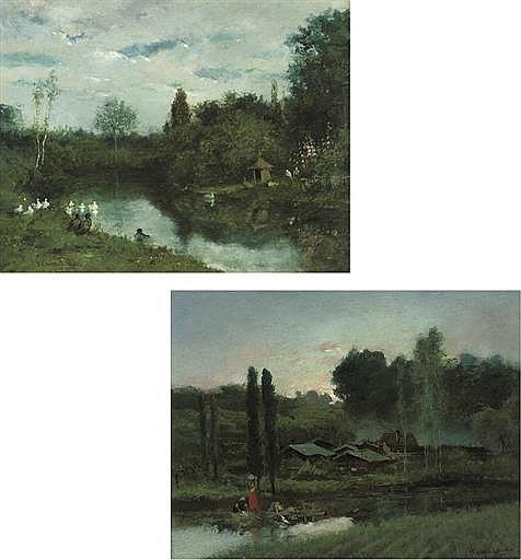 Victoriano Codina y Langlin (SPANISH, 1844-1911)