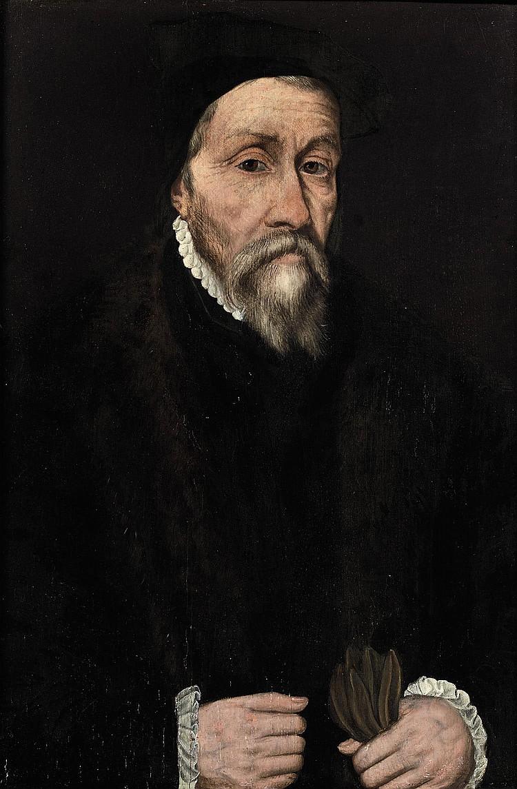 Willem Key (Breda 1515/6-1568 Antwerp)