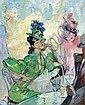Jean-Gabrielle Domergue (1889-1962)                                        , Jean-Gabriel Domergue, Click for value