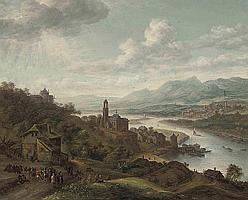 Robert Griffier (London 1688-1750)
