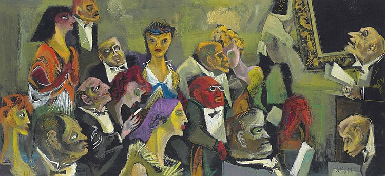 William Gropper (1897-1977)