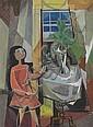 Abraham Rattner (1895-1978)                                        , Abraham Rattner, Click for value