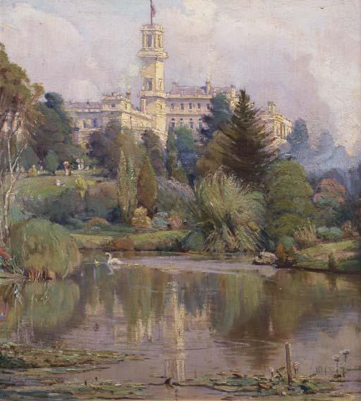 ROBERT EDGAR TAYLOR-GHEE (1869-1951)
