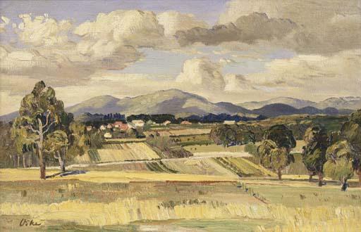 HAROLD HANSEN GALLIS VIKE (1906-1987)