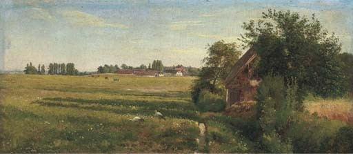 Carl Frederik Peder Aagaard (Danish, 1833-1895)