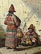 Vasilii Vasilievich Vereshchagin (Russian, 1842-1904), Vasily Vereshchagin, Click for value