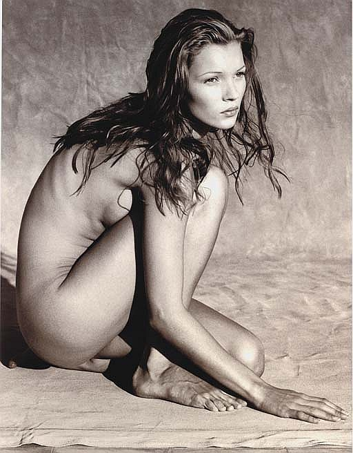 Kate Moss, Marrakech, January 1993
