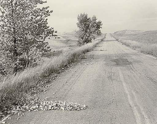 Nebraska State Highway 2, Box Butte County, Nebraska, 1980-87