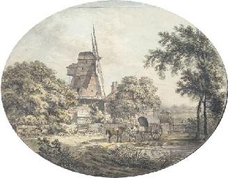 Samuel Hieronymous Grimm (1733-1794)