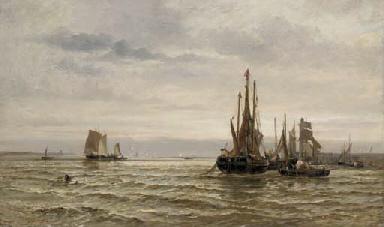 Thomas Bush Hardy (British, 1842-1897)