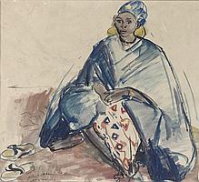 Monique Cras (b.1910)