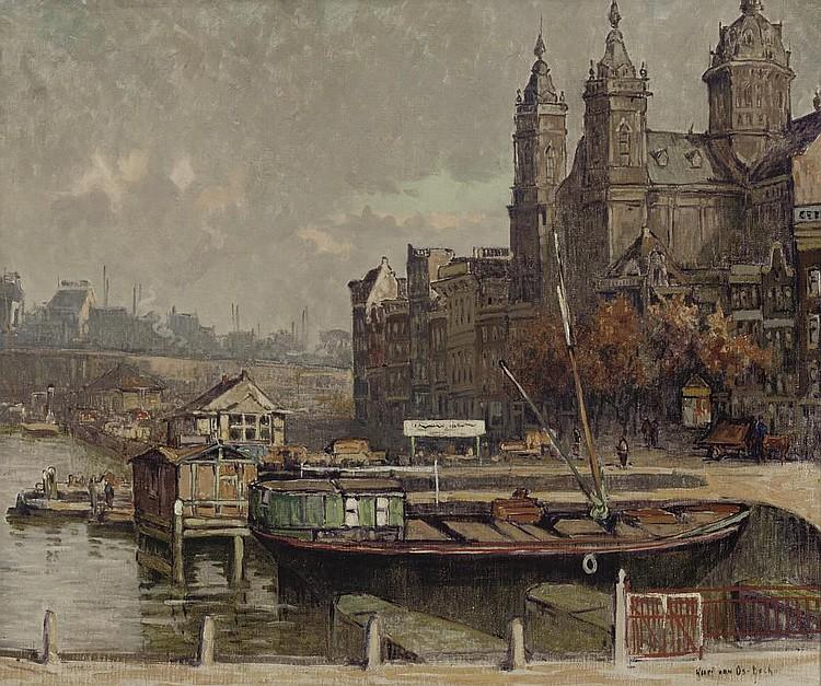 Henri van Os-Delhez (1880-1976)