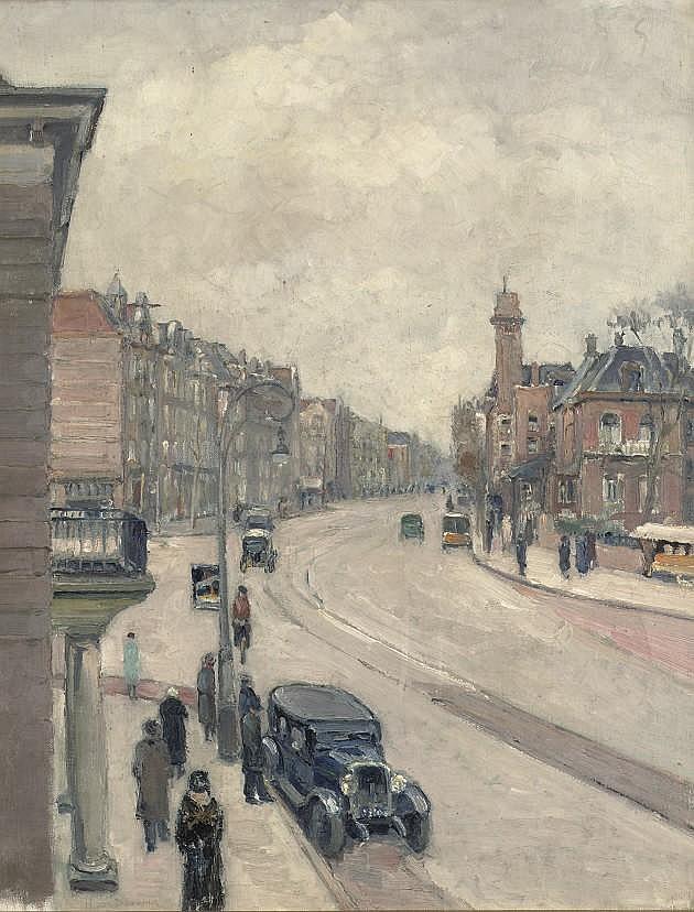 Heertje van Doornik (1880-1936)