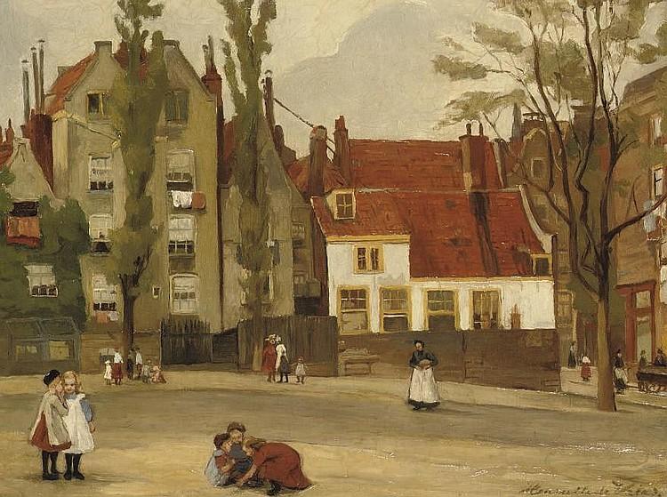 Henriette de Vries (1867-1942)