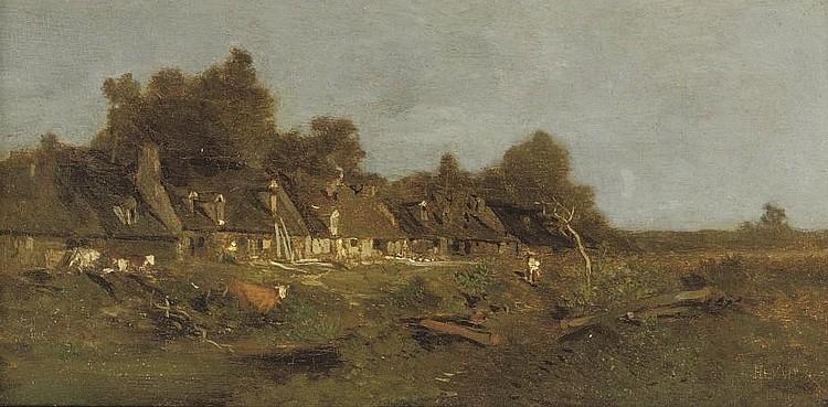 Louis-Adolphe Hervier (1818-1879)