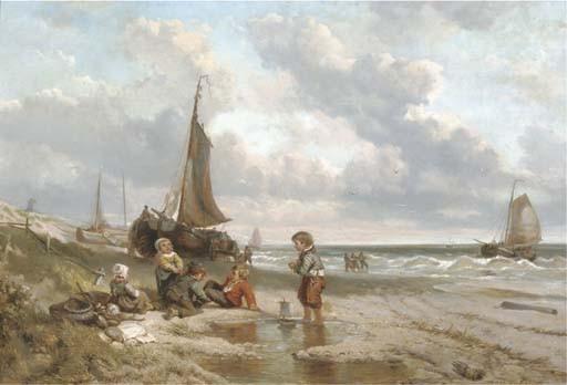 Mari ten Kate (Dutch, 1831-1910)