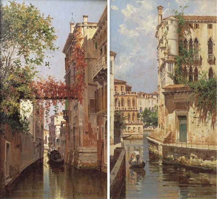 Antonietta Brandeis (Italian, 1849-1910)