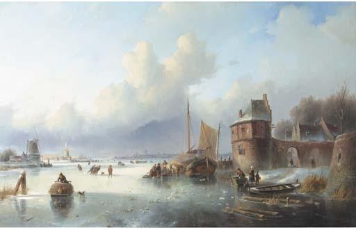 Jan Jacob Spohler (Dutch, 1811-1866)