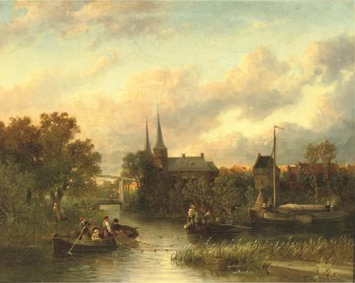 Salomon Leonardus Verveer (Dutch, 1813-1876)