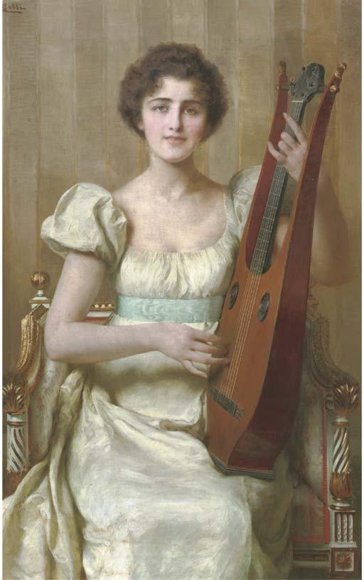 Edoardo Gelli (Italian, 1852-1933)