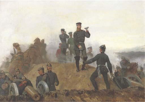 Carl Constantin Steffeck (German, 1818-1890)