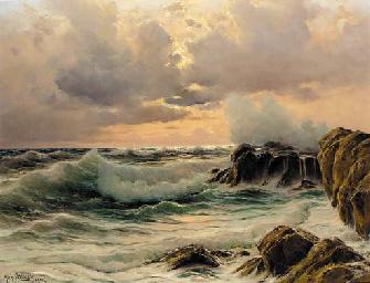 Michele Federico (Italian, 19th/20th Century)