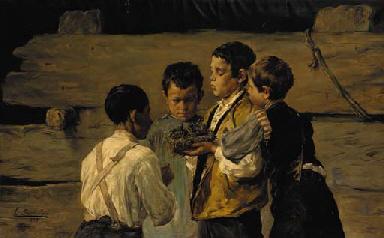 Eduardo Sanchez-Sola (Spanish, 1869-1949)