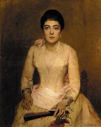 Marius Antoine Barret (French, b.1865)