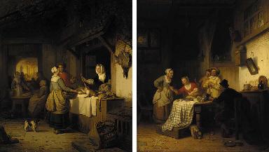 Adrien Ferdinand De Braekeleer (Belgian, 1818-1904)