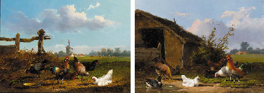 Frans van Leemputten (Belgian, 1850-1914)