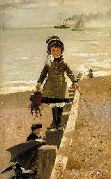 Alexander M. Rossi (British, fl.1870-1903)