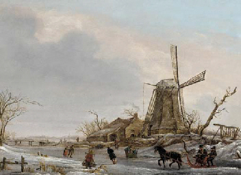 F.J.Pfeiffer (Belgian, 1778-1835)