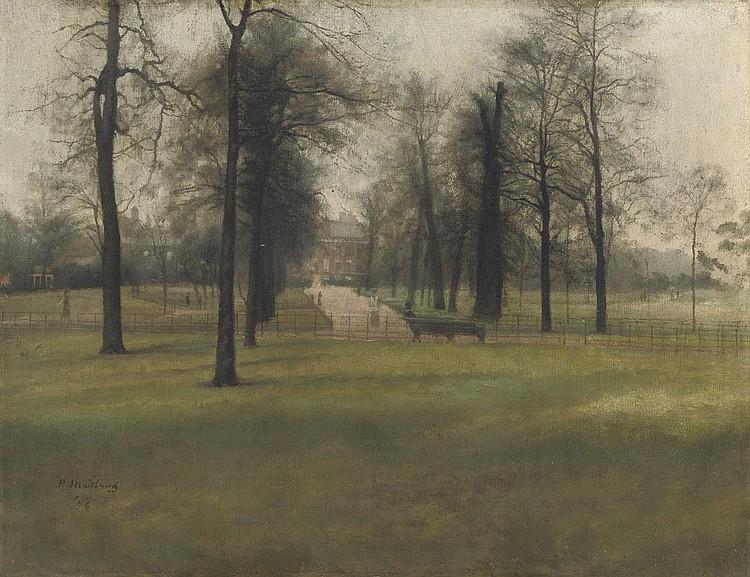 Paul Fordyce Maitland (1863-1909)