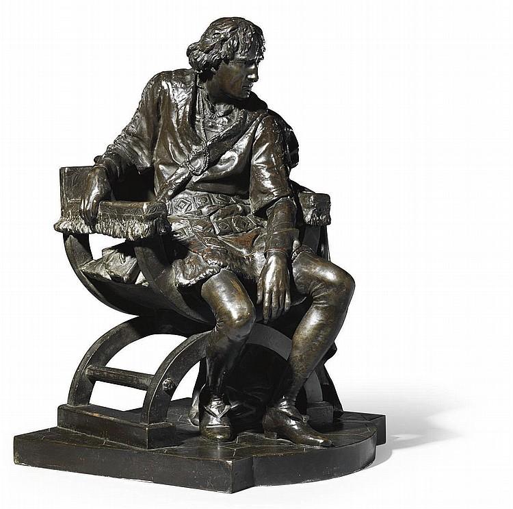 EDWARD ONSLOW FORD R.A. (1852-1901)