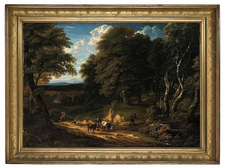 Cornelis Huysmans (Antwerp 1649-1727 Mechelen)