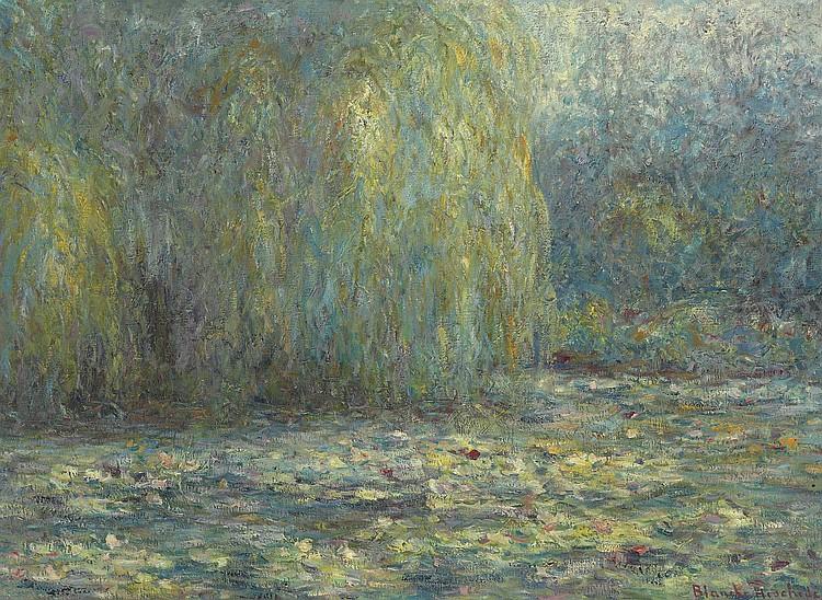Blanche Hoschede-Monet (1865-1947)