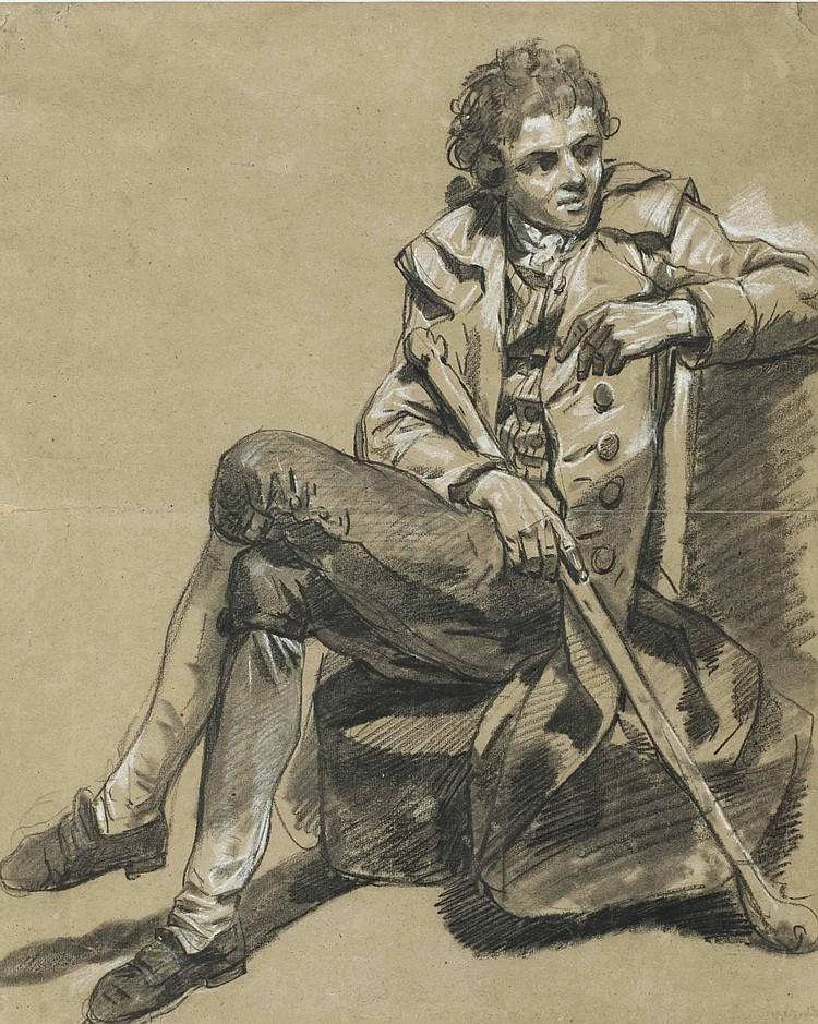 LOUIS-JOSEPH-FRANCOIS WATTEAU DIT WATTEAU DE LILLE (VALENCIENNES 1758-1823 LILLE)