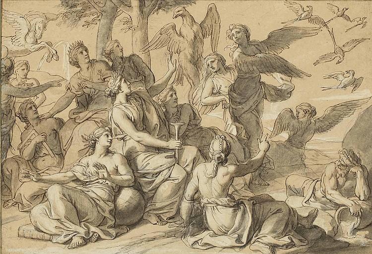 FRANCOIS VERDIER (PARIS 1651-1730)